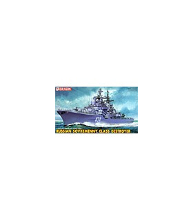 1:700 Dragon Russian Sovremenny Class Destroyer 7048