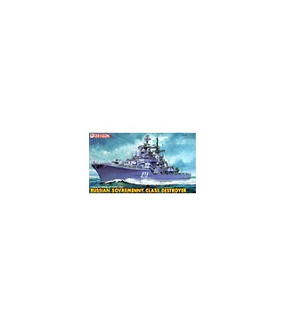 1:700 Dragon Russian Sovremenny Class Destroyer 7048