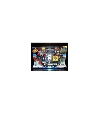 Transformers Prime Entertainment Pack Optimus Prime & Megatron