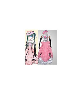 Black Butler Kuroshitsuji Ciel Cosplay Pink Anime Costume