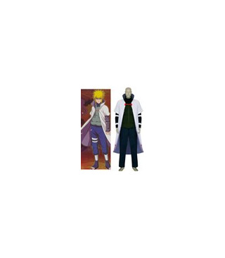 Naruto cuarto Hokage Minato Namikaze Escudo Shippuden cosplay