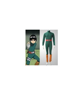 Naruto Rock Lee cosplay