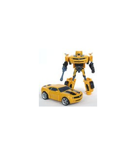 Transformers 2007 Movie Camaro Bumblebee FAB Loose [SOLD OUT]