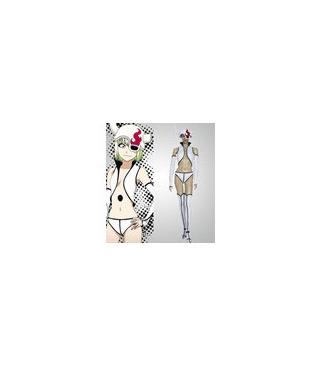 Bleach Gingerback Lilynette cosplay