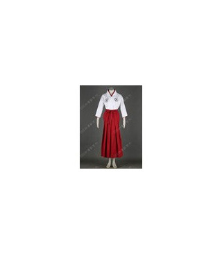 Chica Bleach Shinigami Academia uniforme de Halloween cosplay