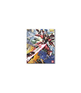Gundam Master Grade 1/100 Model Kit - MG Infinite Justice