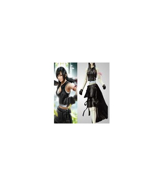 Final Fantasy VII Tifa Lockhart cosplay
