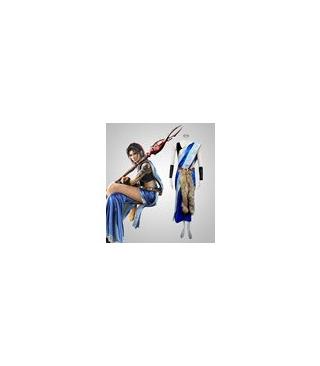 Final Fantasy XIII Oerba Yun Colmillo cosplay