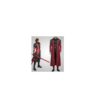 Final Fantasy VII Génesis Rhapsodos cosplay