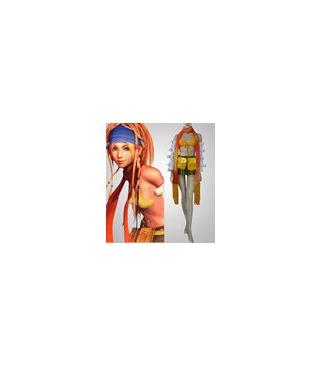 Final Fantasy Rikku cosplay