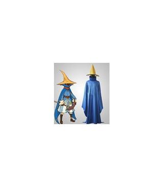 Final Fantasy Mago Negro cosplay