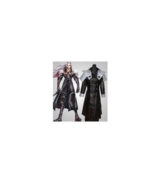 Sephiroth de Final Fantasy cosplay