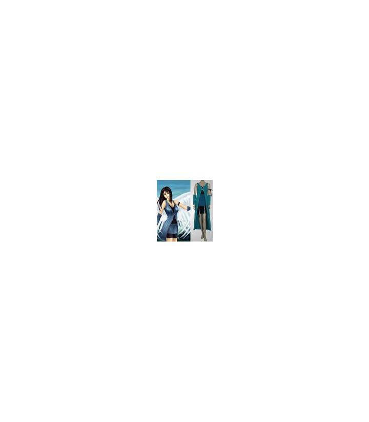 Final Fantasy Rinoa Heartilly cosplay