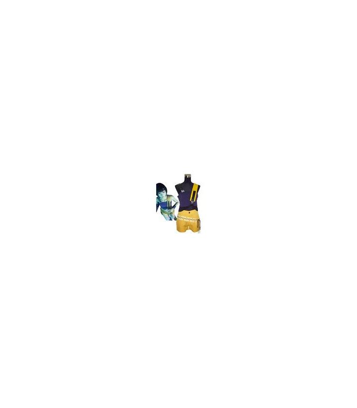 Final Fantasy VII Yuffie Kisaragi cosplay