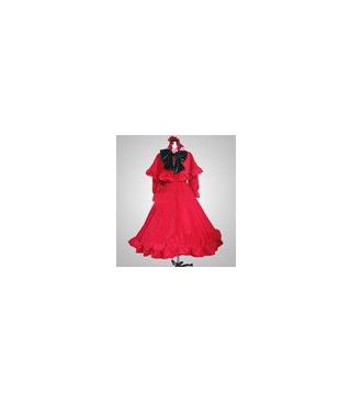 Rozen Maiden Ruby puro cosplay