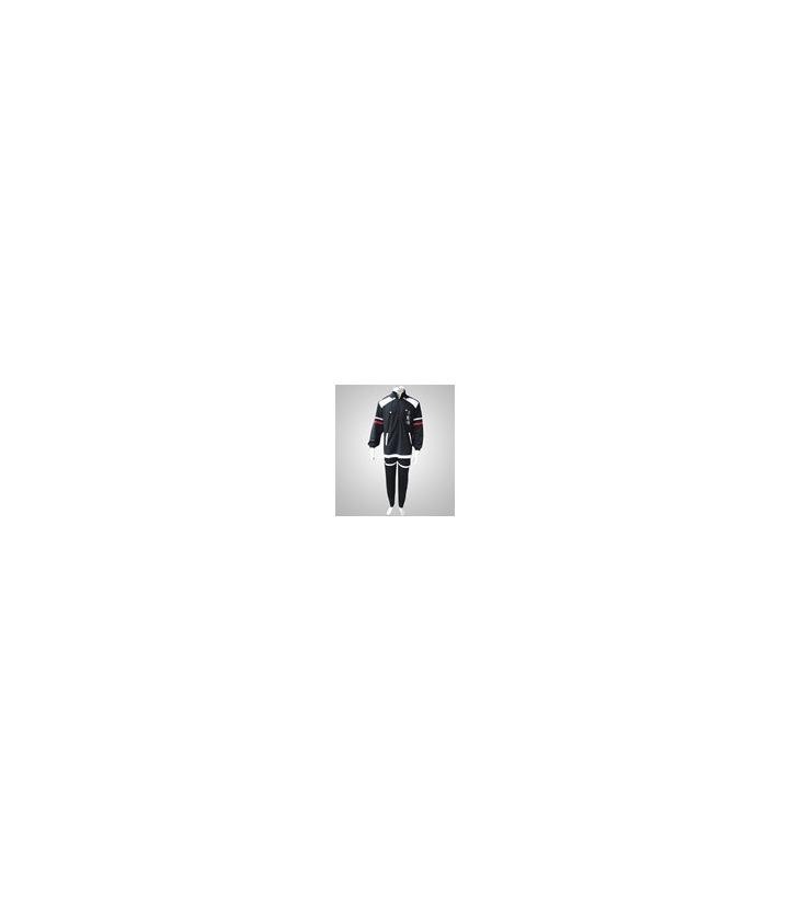 El Príncipe del Tenis Negro cosplay uniforme
