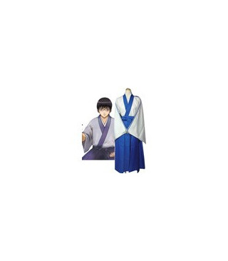 Gintama Soul Silver Shimura Shinpachi cosplay