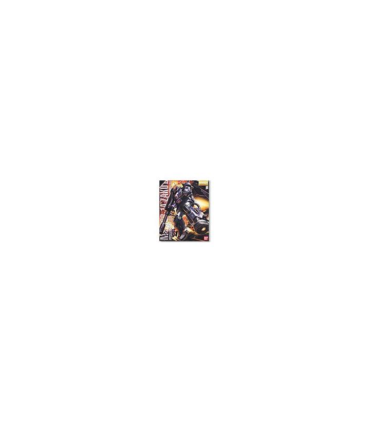 Gundam Master Grade 1/100 MG MS-06R-1A Zaku II Black Trinity Ver