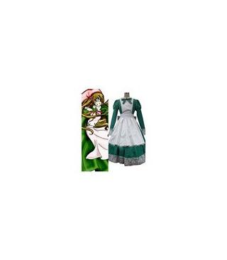 Hetalia Axis Powers uniforme Lolita Cosplay Costume