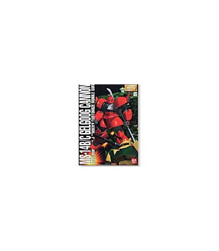 Gundam Master Grade Model Kit MG MS-14 B/C Gelgoog Cannon
