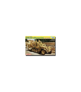 1:35 Dragon Sd.Kfz.10/5 w/Armor Cab, fur 2cm FlaK 38 6677