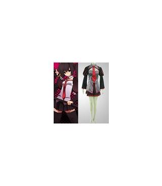 Vocaloid Miku Zatsune cosplay