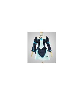 Vocaloid Miku Doujin Lolita vestido cosplay