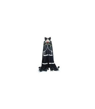 Vocaloid Cosplay Costume imitación Negro