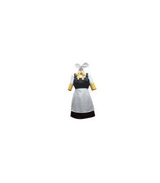 Vocaloid Kagamine Rin vestido cosplay