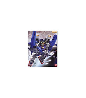Gundam Master Grade 1/100 Model Kit - Super Gundam (MG)