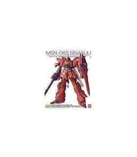 Gundam Master Grade 1/100 MG MSN-06S Sinanju Ver. Ka
