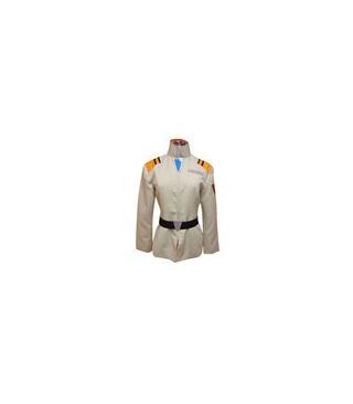 Neon Genesis uniforme militar cosplay