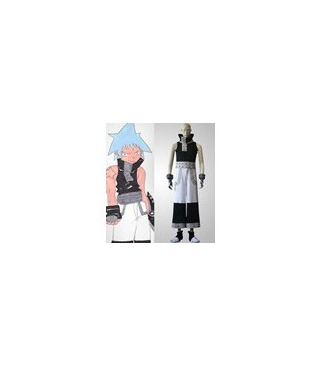 Soul Eater Estrella Negro cosplay
