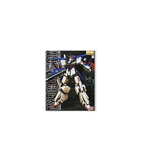 Gundam Master Grade 1/100 Model Kit MG MSZ-010 ZZ Gundam