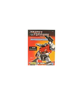 Hasbro Commemorative Transformers TRU G1 Reissue Sideswipe