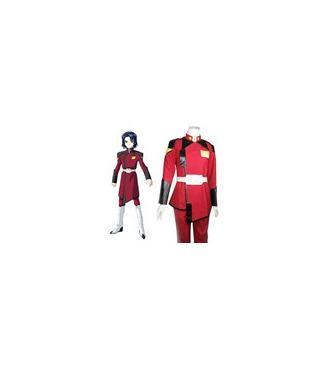 Gundam Seed Athrun Zala Red cosplay