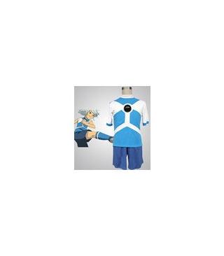 Inazuma Eleven Diamond Dust fútbol uniforme cosplay