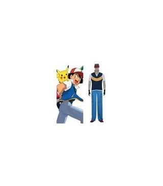 Pokemon Ash Ketchum Royal cosplay