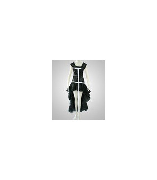 Chobits Chi Traje Negro cosplay vestido