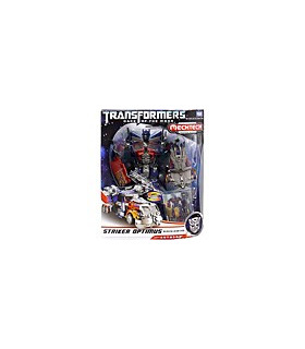 Transformers 3 DOTM DA-28 DX Striker Optimus Prime [SOLD OUT]