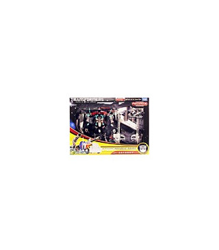 Transformers 3 DOTM DA-15 Dark Nightwatch Jetwing Prime