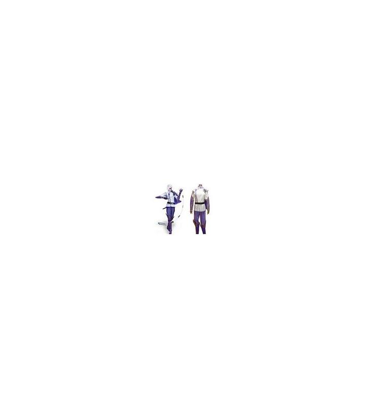 Devil Kings Sanguko Basara II Takenaka Shigeharu Cosplay