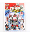 Transformers Combiner Superion Unofficial Mini Version