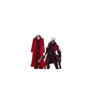 Devil May Cry Dante Ver.4 cosplay de Halloween