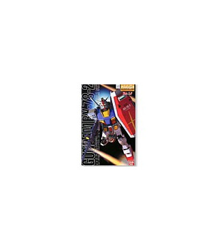 Gundam Master Grade Model Kit MG Gundam RX-78-2 Ver. 1.5