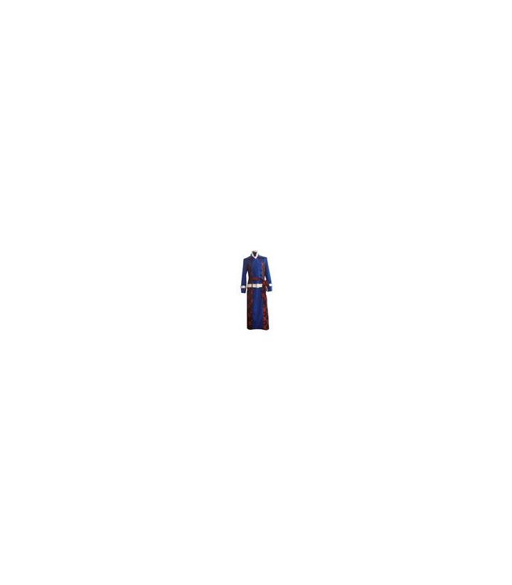 Hakuouki Shinsengumi Kitan disfraces cosplay Azul Oscuro