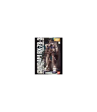 Gundam Master Grade 1/100 Gundam RX-78-3 G-3 (MG)