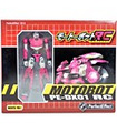 Transformers Perfect Effect PE-DX-01 RC Motorcycle