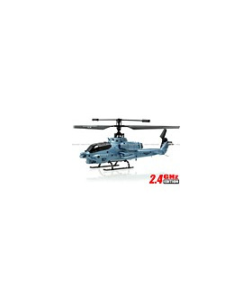 Double Horse 9113 Cobra 3CH Helicopter 2.4GHz w/ Built-in Gyro [SOLD OUT]