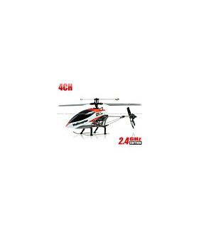 Double Horse 9116 4CH helicóptero 2.4GHz / w integrado Gyro Ora